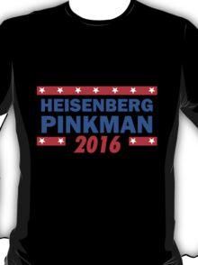 Heisenberg Pinkman 2016 T-Shirt