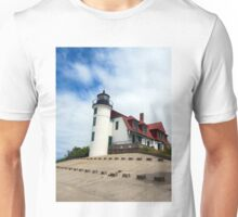 Lake Michigan Light House  Unisex T-Shirt