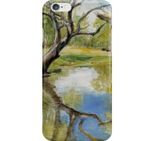 Avoca River Sentinels iPhone Case/Skin