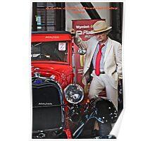 The Great Gatsby. Adela Jopek Photography. Canon 5D - La vida come art de Canon. Poster