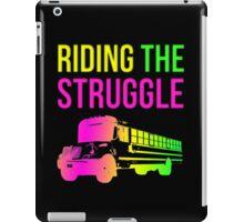Struggle Bus iPad Case/Skin