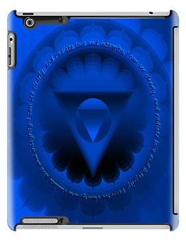 Chakra Vishuddi COlour Ray Blue by shoffman