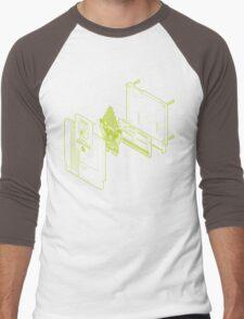 Blueprint Legend Men's Baseball ¾ T-Shirt