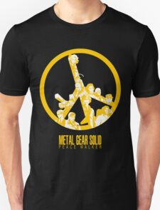 MGS: PEACE WALKER  T-Shirt