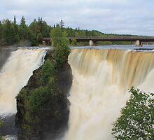Kakabeka Falls, Ontario by Rochelle Smith