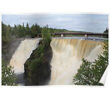Kakabeka Falls, Ontario Poster
