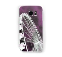 Purple Ferris Samsung Galaxy Case/Skin