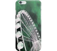 Teal Ferris iPhone Case/Skin