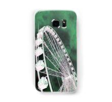 Teal Ferris Samsung Galaxy Case/Skin