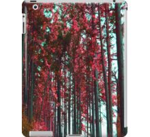 Red Grove iPad Case/Skin
