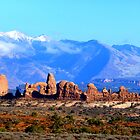 Arches National Park: The Windows Section by Nathan Jekich