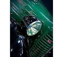 Bantam Green Photographic Print
