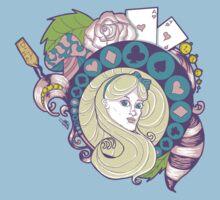 Alice Nouveau by MareveDesign