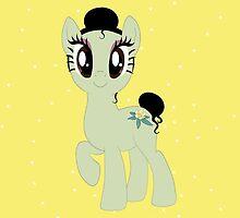 Pony Tiana by Ashley Krauss
