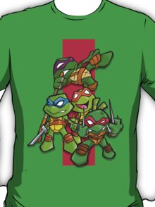 teenage mutant ninja turtles!!!!!!! T-Shirt
