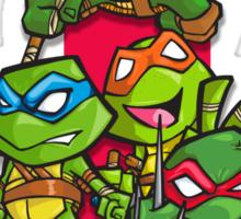 teenage mutant ninja turtles!!!!!!! Sticker