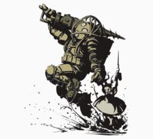 Big Daddy Splash by FullBlownShirts