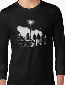 The Hunters (Supernatural) [No Text] Long Sleeve T-Shirt