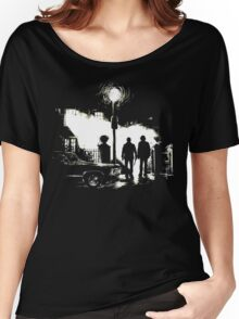 The Hunters (Supernatural) [No Text] Women's Relaxed Fit T-Shirt