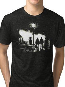 The Hunters (Supernatural) [No Text] Tri-blend T-Shirt