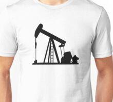 Oil Crane Pump Jack Unisex T-Shirt