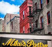 Mike's Pastry by Elizabeth Thomas
