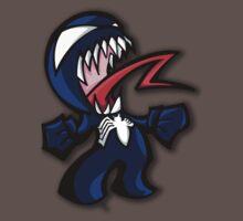 Chibi Venom Kids Clothes