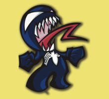 Chibi Venom Kids Clothes