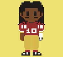Robert Griffin III Full Body 8-Bit 3nigma by CrissChords