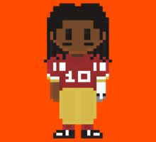 Robert Griffin III Full Body 8-Bit 3nigma Kids Tee