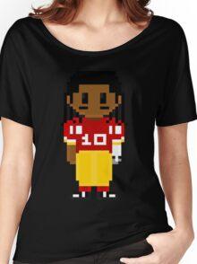 Robert Griffin III Full Body 8-Bit 3nigma Women's Relaxed Fit T-Shirt