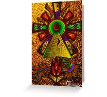 Lost Soul Design Greeting Card
