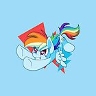 Chibi Rainbow Dash by Ashley Nichols