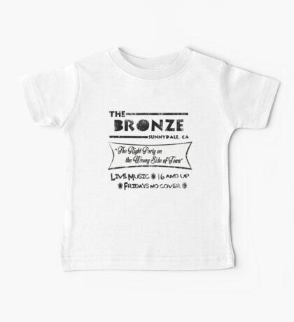 The Bronze Vintage Baby Tee
