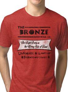 The Bronze Vintage Tri-blend T-Shirt