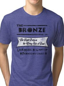 The Bronze Vintage Tri-blend T-Shirt