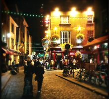 Temple Bar, Dublin by RoboKrause