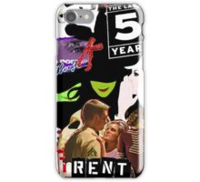 Broadway Bombshell  iPhone Case/Skin