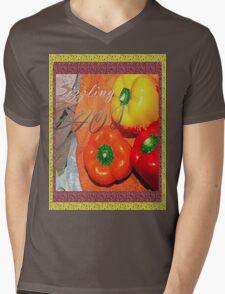 Sizzling hot Mens V-Neck T-Shirt