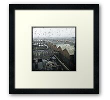 Guiness Brewery, from 5 stories up Framed Print