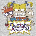 Rugrats Best Friends Shirt by femmefatale22