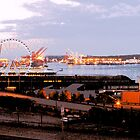 View from Pike Place by Nathan Jekich