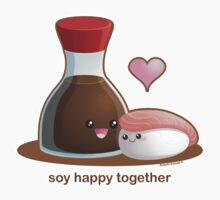 Soy Happy Together by kimchikawaii