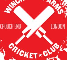 Winchester Arms Cricket Club Sticker