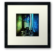 The Witches Room Framed Print