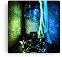 The Witches Room Canvas Print