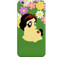Pony Snow White iPhone Case/Skin