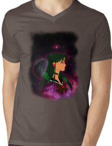 Sailor Pluto Mens V-Neck T-Shirt