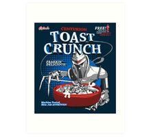 Centurion Toast Crunch Art Print