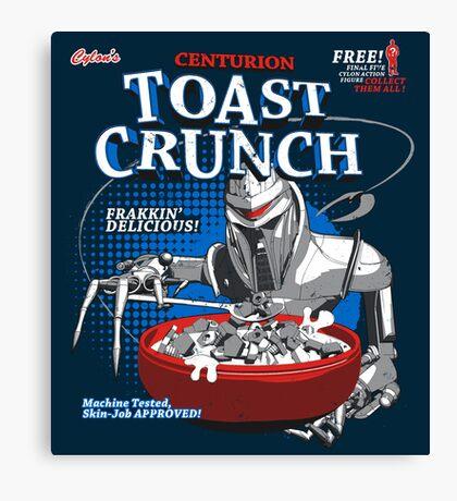 Centurion Toast Crunch Canvas Print